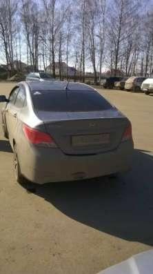 автомобиль Hyundai Solaris, цена 460 000 руб.,в Саранске Фото 2