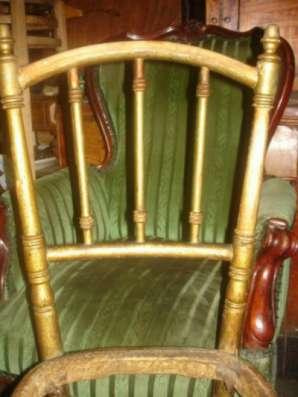 старинный стул фирмы КОНЪ(в реставрацию) в Санкт-Петербурге Фото 5