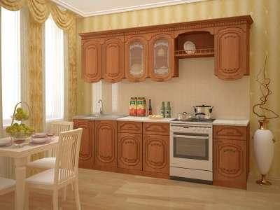 Кухни от 1600мм Фотопечать, МДФ, в Барнауле Фото 3