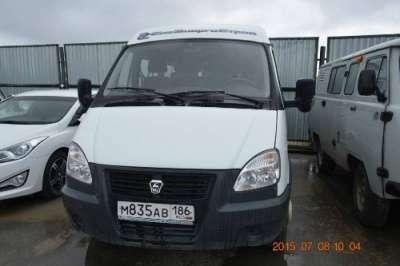 микроавтобус ГАЗ 32213