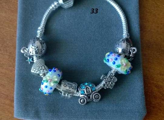 Реплика браслет Pandora в г. Северодонецк Фото 2