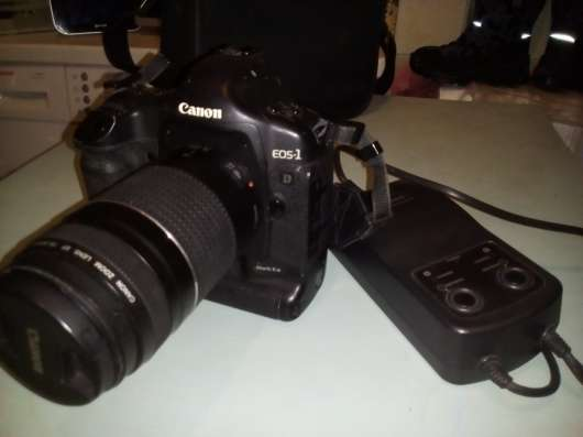 Canon EOS 1D Mark 2n в прекрасном состоянии в Перми Фото 1