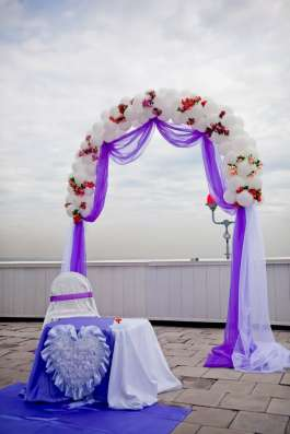 Выездная регистрация брака на крыше! в Красноярске Фото 2