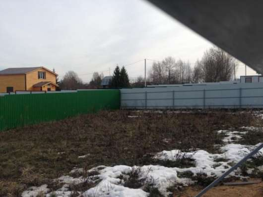 Продается земельный участок 6,3 сотки в дер. Троица, Можайский р-он114 км от МКАД по Минскому шоссе. Фото 1