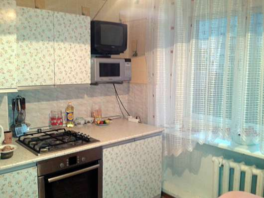 Продам 3-комнатную благоустроенную квартиру в г. Вологда Фото 1