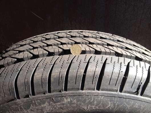 Колеса Michelin 265/65 R17 Комплект в Москве Фото 2