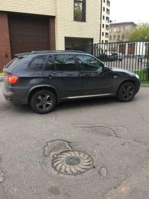 Автомобиль BMW x 5