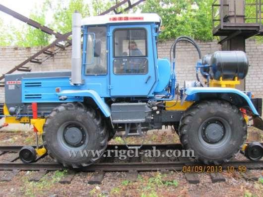 Локомобиль КРТ-1(маневровый тягач) в г. Актау Фото 2
