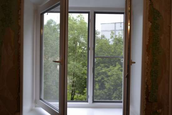 Окна ПВХ и дерево от производителя