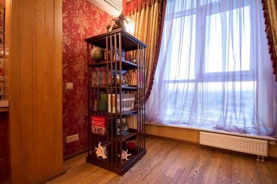 Радищева 12. Шикарная двухуровневая квартира