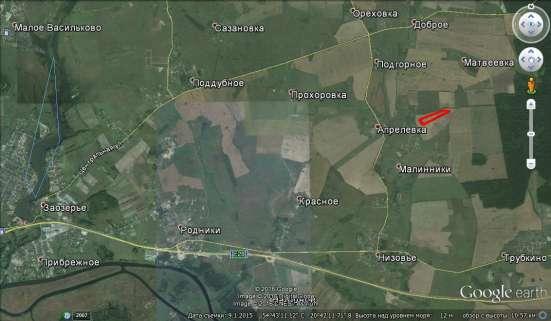 6 гектаров в Малинниках