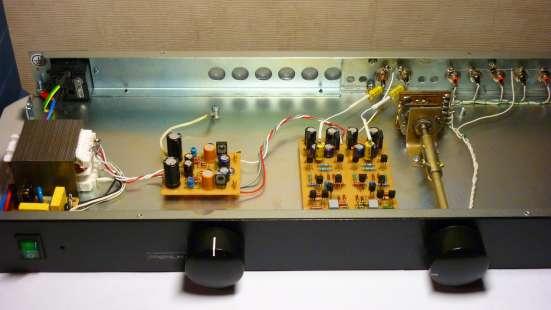 Продаю аналоговый предварительный усилитель HI - FI