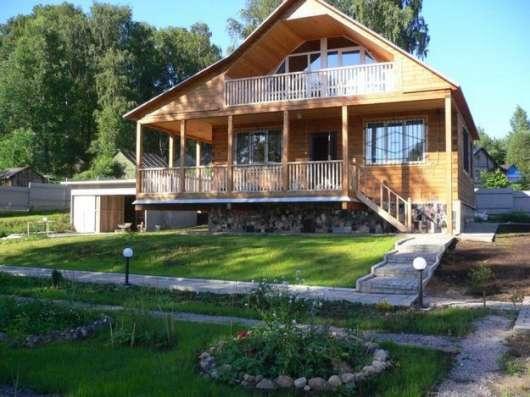 Загородное строительство, дома и бани