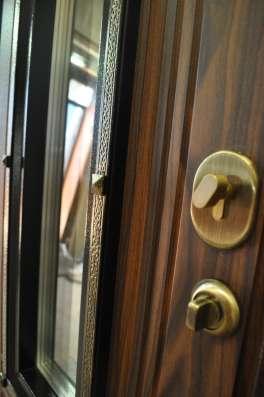 Дверь металлическая с элементами ковки в Йошкар-Оле Фото 4