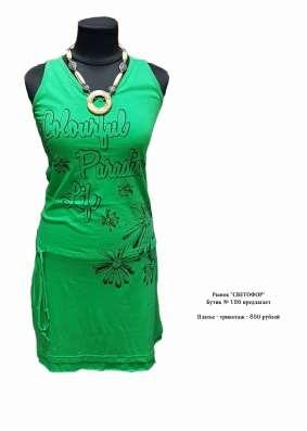 Платья трикотажные в г. Симферополь Фото 1