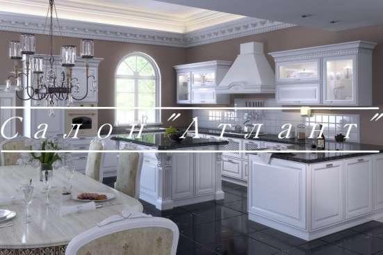 Корпусная мебель и кухни под заказ