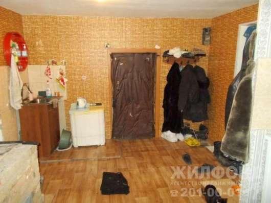 дом, Новосибирск, Чкалова, 47 кв.м. Фото 1