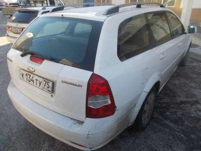 автомобиль Chevrolet Lacetti, цена 284 000 руб.,в Чите Фото 3