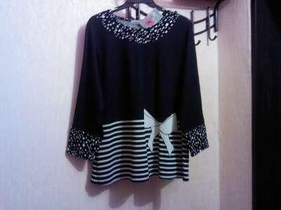 блуза лавира 54-56, новая в Красноярске Фото 1