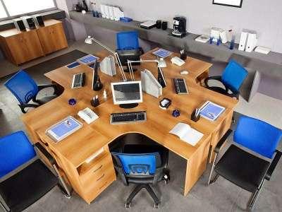 Бюджетная мебель для офиса СТАРТ