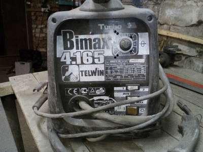 Сварочный полуавтомат Telwin Bimax 4165