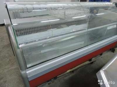 торговое оборудование Морозильная витрина Kifat