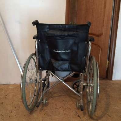 Санитарное инвалидное кресло в Курске Фото 1