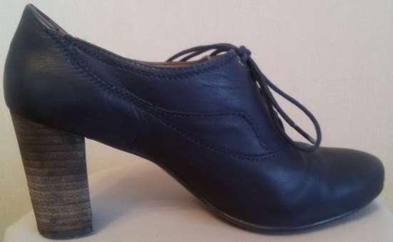 Ботинки, натуральная кожа, р-38