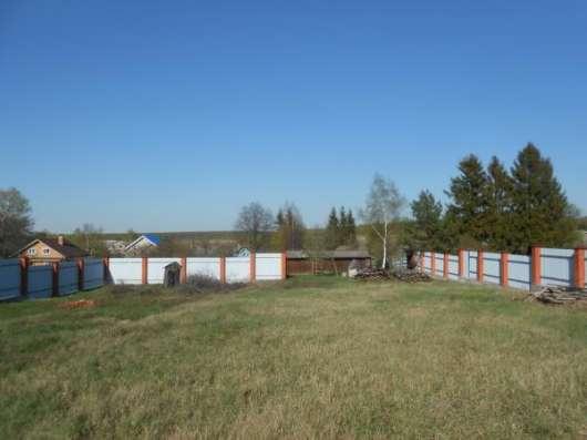 Продается земельный участок 63 сотки в д. Вяземское,Можайский район, 100 км от МКАД по Минскому шоссе. Фото 4
