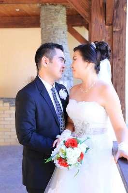 Продаю очень красивую европейскую свадебную платье в г. Алматы Фото 3