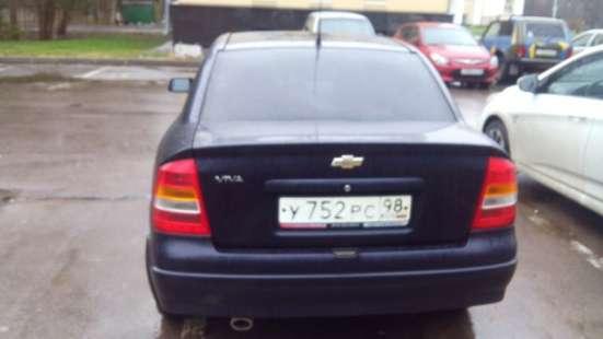 Продажа авто, Chevrolet, Viva, Механика с пробегом 180000 км, в Санкт-Петербурге Фото 3