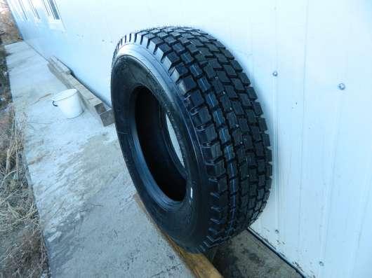 Продам шины грузовые 315/80R22.5 HS 102