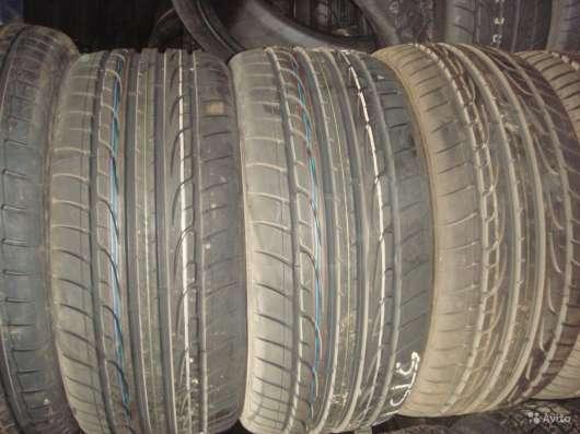 Новые R19 Dunlop 275/55