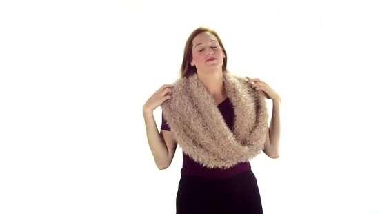 Платье - трансформер светло-коричневое