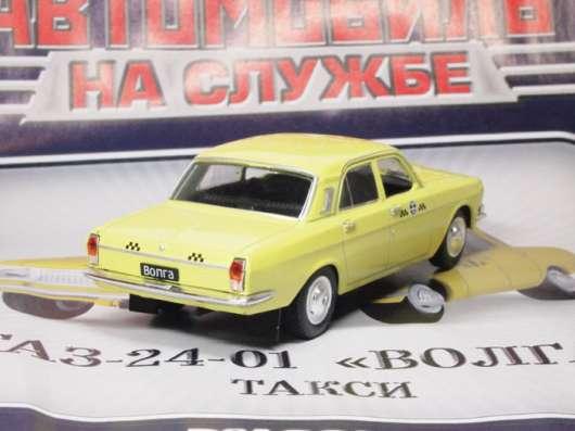 """автомобиль на службе №30 Газ-24-01 """"Волга"""" такси в Липецке Фото 2"""