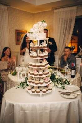 Подставки-этажерки для торта, капкейков