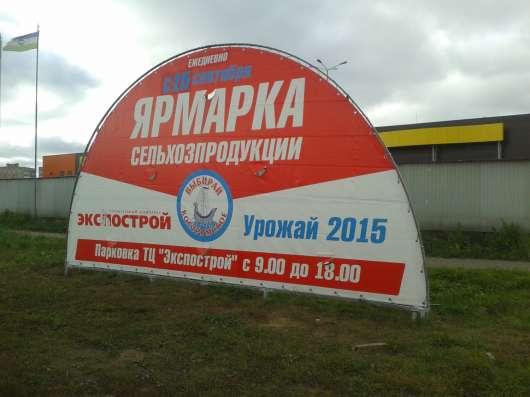 Широкоформатная печать/Вывески/Полиграфия в Костроме Фото 2
