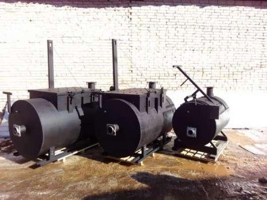 Инсинераторы отходов 50 - 4000 кг. Цены на инсинератор ИУ, ИН 50 Купить печь инсинератор.