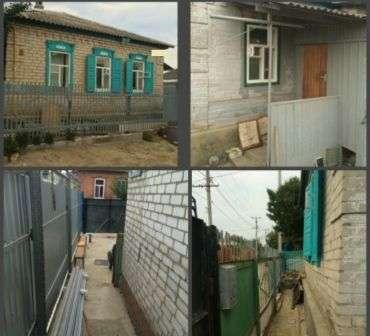 В Кропоткине по ул.Целых дом 80 кв.м. на участке 1,5 соток.