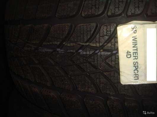 Новые зимние Dunlop 205 55 R16 Winter Sport 4D в Москве Фото 2
