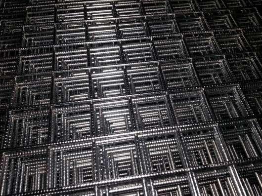 Производство сетки сварной 50*50*4 мм