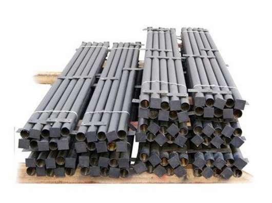Металлические столбы в Саратове Фото 3