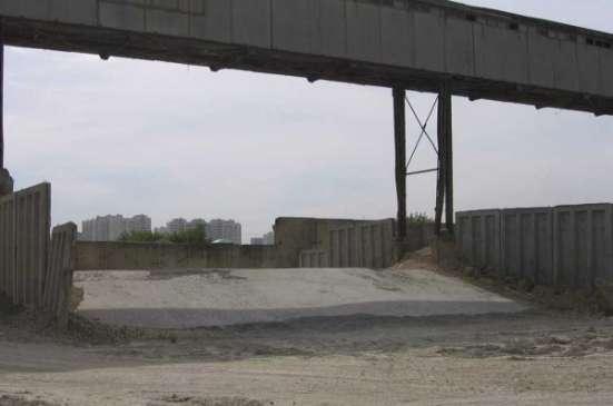 Аренда комплекса открытых складских площадок