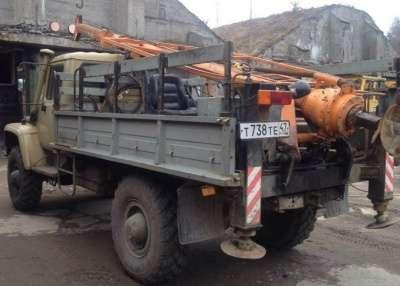 буровую машину ГАЗ БКМ 317-01 в Санкт-Петербурге Фото 2