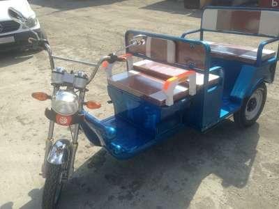 Электротрицикл getpassenger 900w 4 места