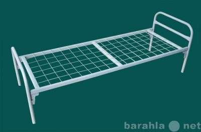 Кровати металлические производство