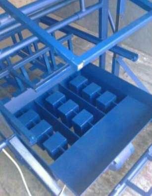 станок для шлакоблока Ип стройблок ВСШ 2 4 6 в г. Глазов Фото 1