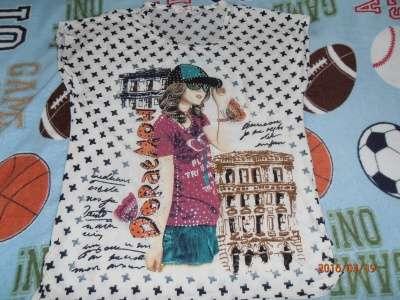 футболка 46-48 р-р