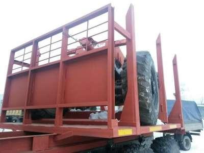 грузовой автомобиль УРАЛ 43204 лесовоз в г. Воркута Фото 3