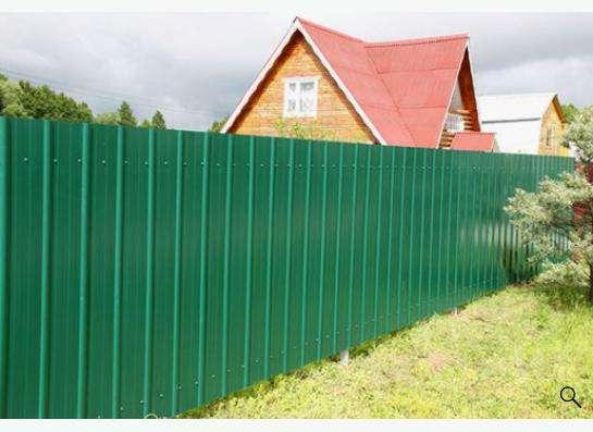 Установим забор на вашем участке в Екатеринбурге Фото 1